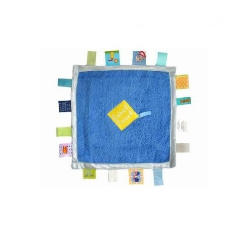 Mīksta Miega Lupatiņa Label-Label Square