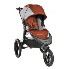 Bērnu Pastaigu Ratiņi Baby Jogger Summit X3 Orange/Gray