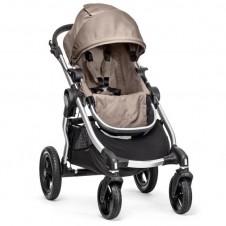 Bērnu Pastaigu Ratiņi Baby Jogger City Select Silver Quartz