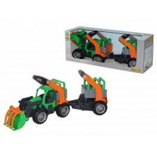 Traktors Wader 37398