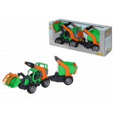 Трактор Wader 37411
