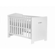 Кроватка Pinio Marsylia Mdf 120X60