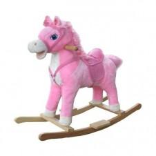 Bērnu Šūpulis-Zirdziņš Milly Mally Princess Pink