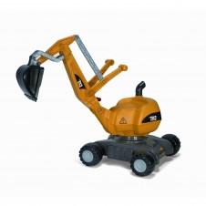 Экскаватор-Ходунки Rolly Toys 421015