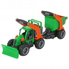 Трактор Wader 37381