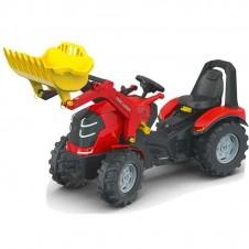 Трактор На Педалях Rolly Toys X-Track Premium 651009