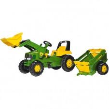 Bērnu Traktors Ar Pedaļam Rolly Toys John Deere 811496