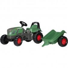 Трактор На Педалях Rolly Toys 013166