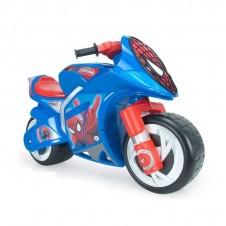 Bērnu Skrejritenis Motocikls Injusa Spiderman 19460