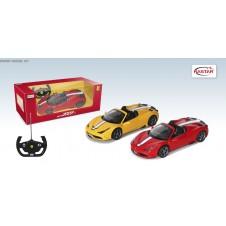 Управляемая Автомодель Rastar Rc 1:24 Ferrari Speciale, 71900