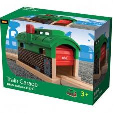 BRIO RAILWAY traukinio garažas, 33574000