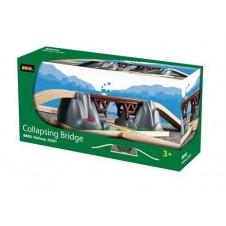 BRIO RAILWAY sudedamas tiltas, 33391000