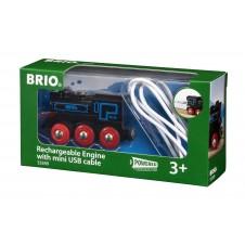 Vilciens Brio Railway 33599