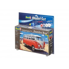 Модель Revell Vw T1 Samba Bus 67399