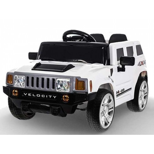 Электромобиль Jokomi Hummer Pa0135 White