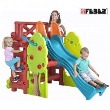 Игровая Площадка Feber Wood House 09590