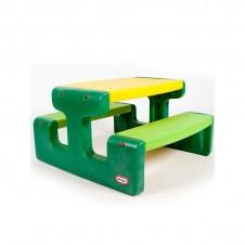 Столик Со Скамейками Little Tikes 466A