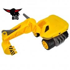 Bērnu Stumjama Mašīna Big Power Worker Maxi Digger 55811