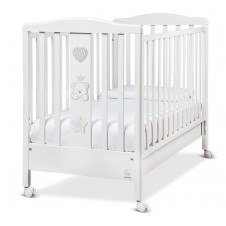 Кроватка Italbaby Baby Re White