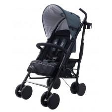 Bērnu Lietussarga Tipa Sporta Ratiņi Euro Baby Eco Grey