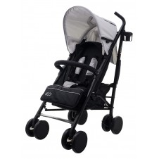 Bērnu Lietussarga Tipa Sporta Ratiņi Euro Baby Eco Light Grey