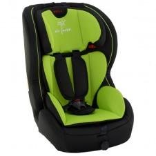 Автокресло Euro Baby Zsx Isofix 9-36Kg Зелёное