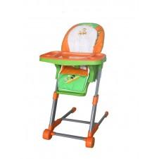 Barošanas Krēsls Euro Baby Vaivo Orange