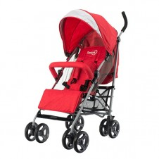 Bērnu Lietussarga Tipa Sporta Ratiņi Euro Baby Smart Red