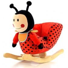 Šūpoles Bērnu Euro Baby Lady Bug