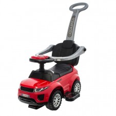 Bērnu Stumjama Mašīna Euro Baby Sport Car Red
