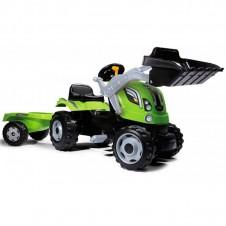 Трактор На Педалях Smoby Farmer Max 710109