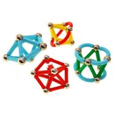 Magnētiskais Puzzle Magnastix Za1798