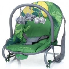 Šūpuļkrēsls 4Baby Jungle Bouncer