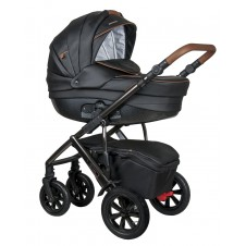 Universālie Rati Coletto Verona Eco 3In1 Black