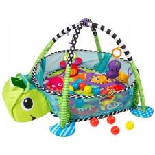 Lavinamasis kilimėlis Eko Žaislas su borteliais