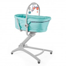 Bērnu Gultiņa - Barošanas Krēsls Chicco Baby Hug 4In1 Aquarelle