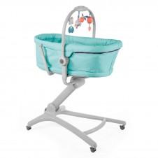 Колыбелька - Стульчик Для Кормления Chicco Baby Hug 4In1 Aquarelle