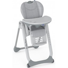 Barošanas Krēsls Chicco Polly 2 Start Happy Silver