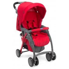 Bērnu Pastaigu Ratiņi Chicco Simplicity Red