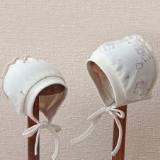 Ekologiškos medvilnės kepurė Lorita 44