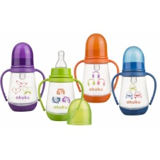 Бутылочка Akuku 125Ml B1119