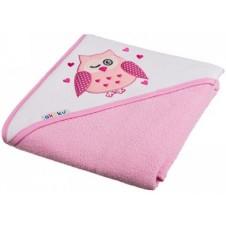 Dvielis Akuku Pink Owl B2344