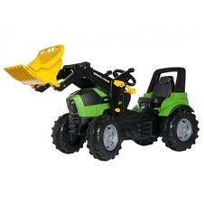 Трактор На Педалях Rolly Toys Deutz 710034
