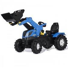 Bērnu Traktors Ar Pedaļam Rolly Toys Farmtrac New Holland 611256