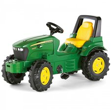 Трактор На Педалях Rolly Toys Farmtrack John Deere 700028