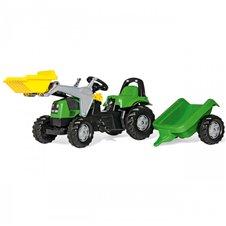 Bērnu Traktors Ar Pedaļam Rolly Toys Kid Deutz-Fahr 023196