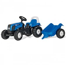 Bērnu Traktors Ar Pedaļam Rolly Toys Kid Landini 011841