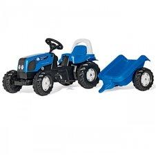 Трактор На Педалях Rolly Toys Kid Landini 011841