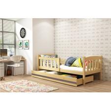 Bērnu gulta KUBUS 160*80 ar kasti