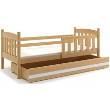 Кровать JONAS 190*80 с ящиком